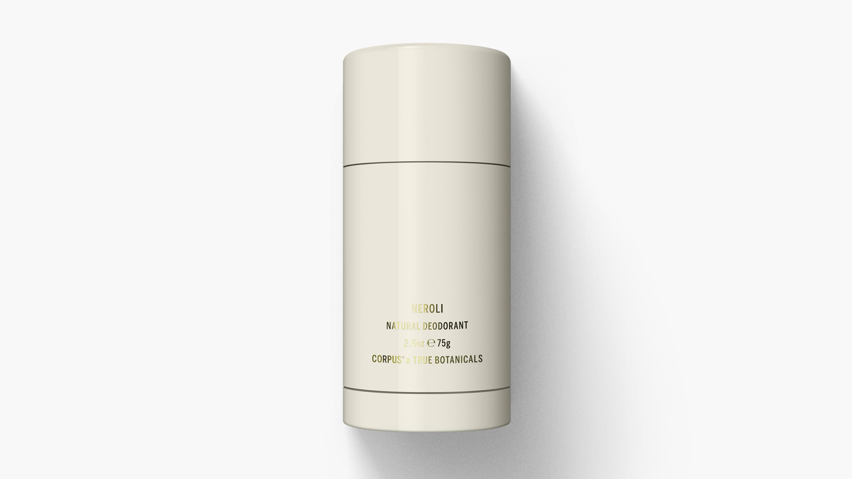 Corpus Neroli Natural Deodorant