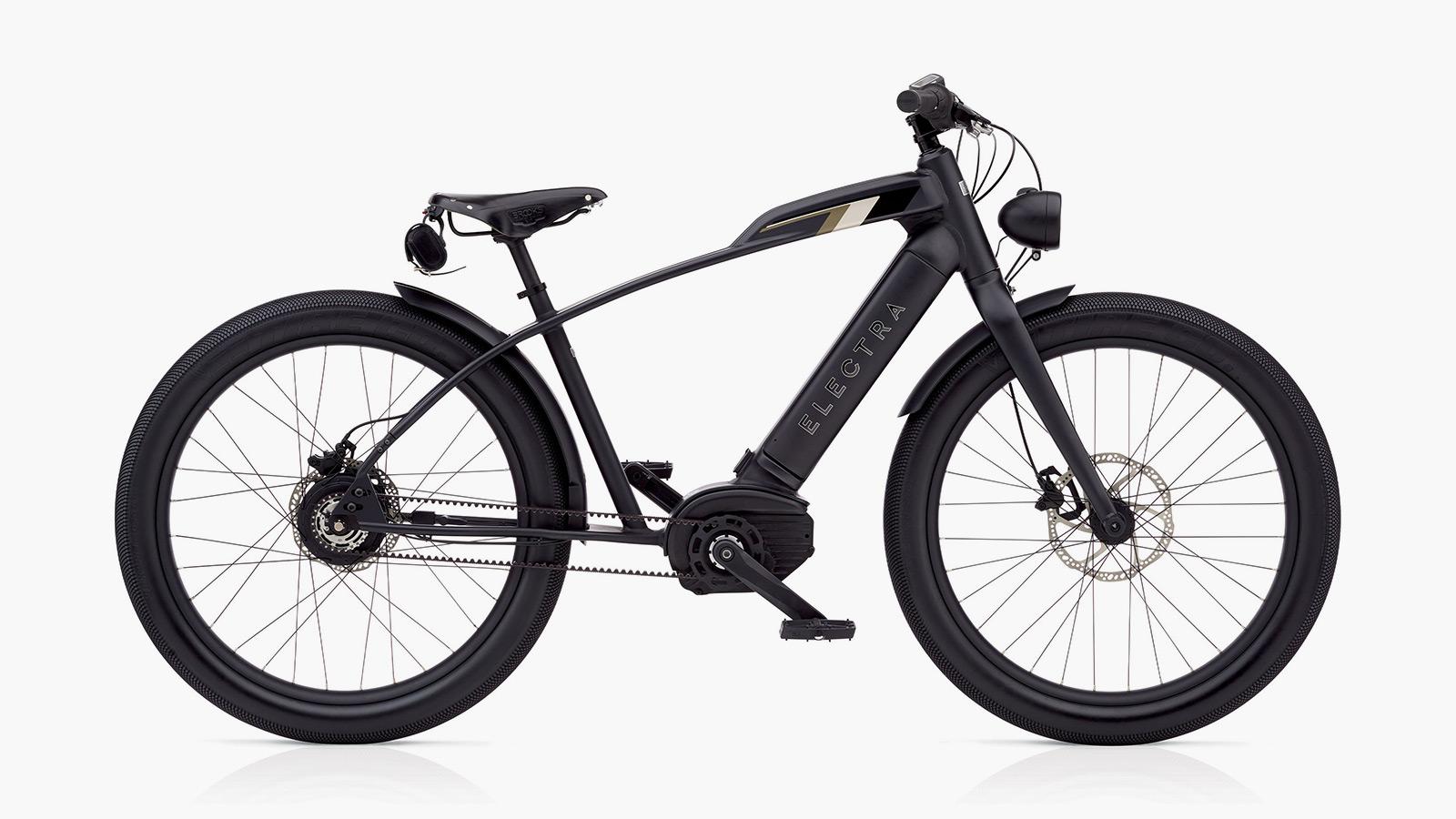 Electra Café Moto Go! E-Bike
