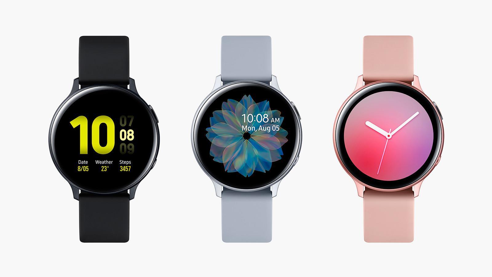 Tech, Gear, Samsung, Galaxy Watch, Galaxy Watch Active2