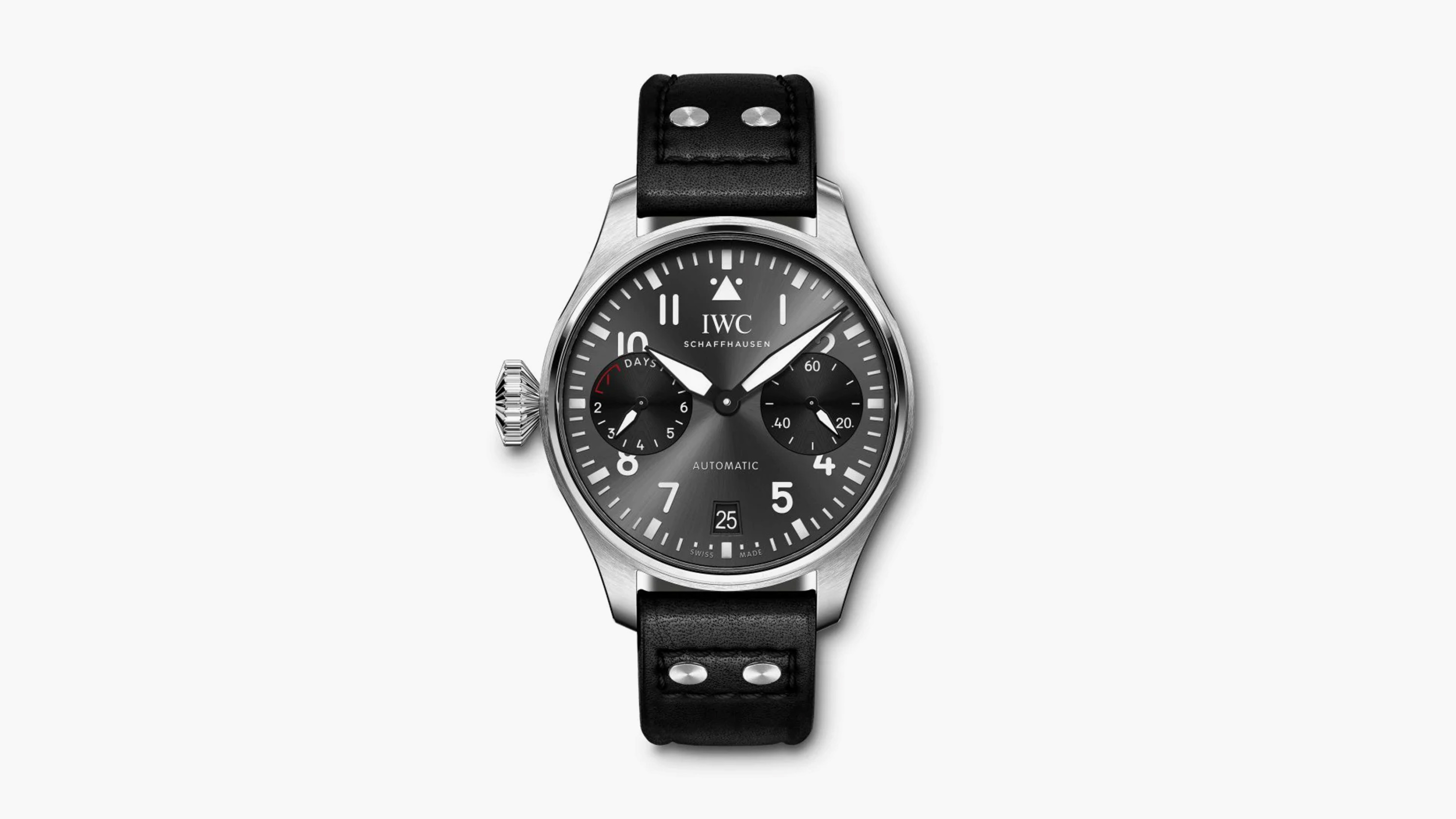 "IWC Big Pilots Watch Edition ""Right-Hander"""