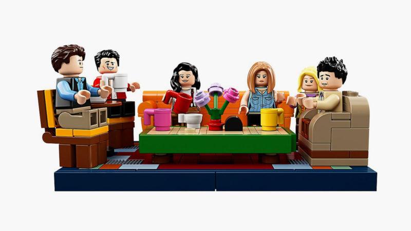 LEGO 'Friends' Central Perk Set