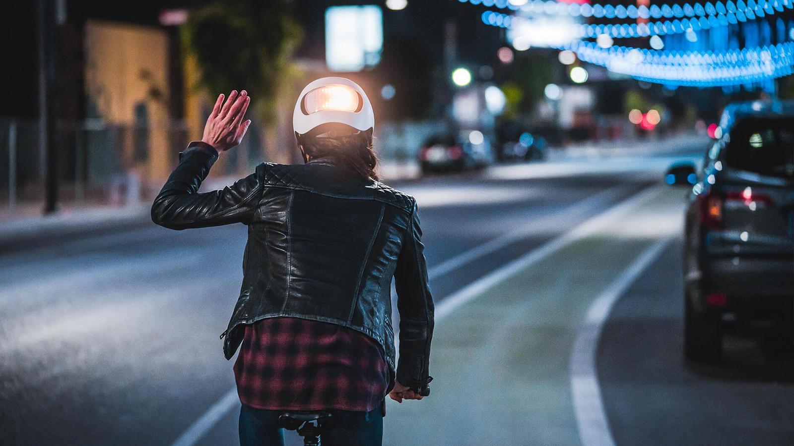 Lumos Street & Matrix Helmets