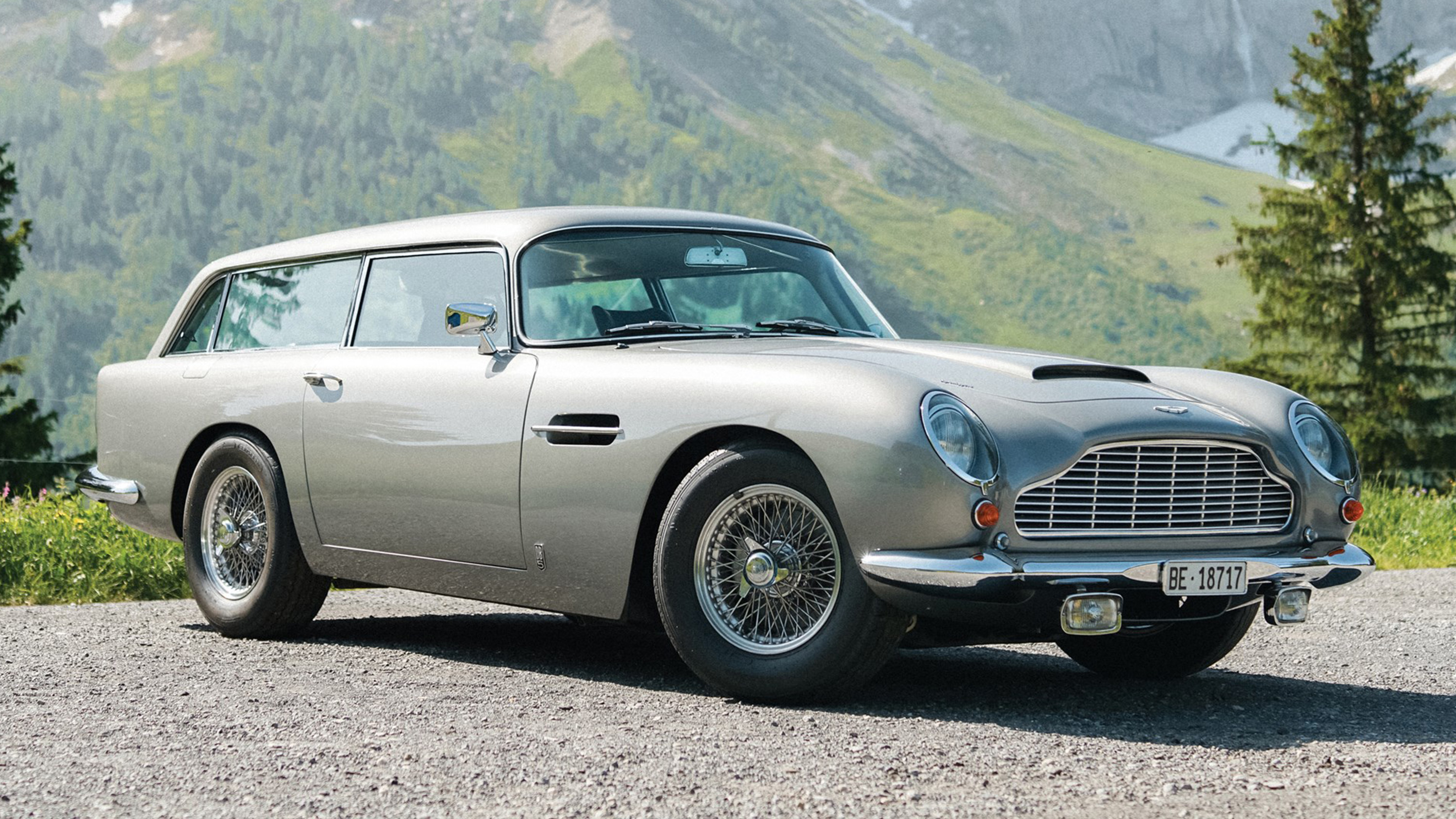 Radford 1965 Aston Martin DB5 Shooting Brake