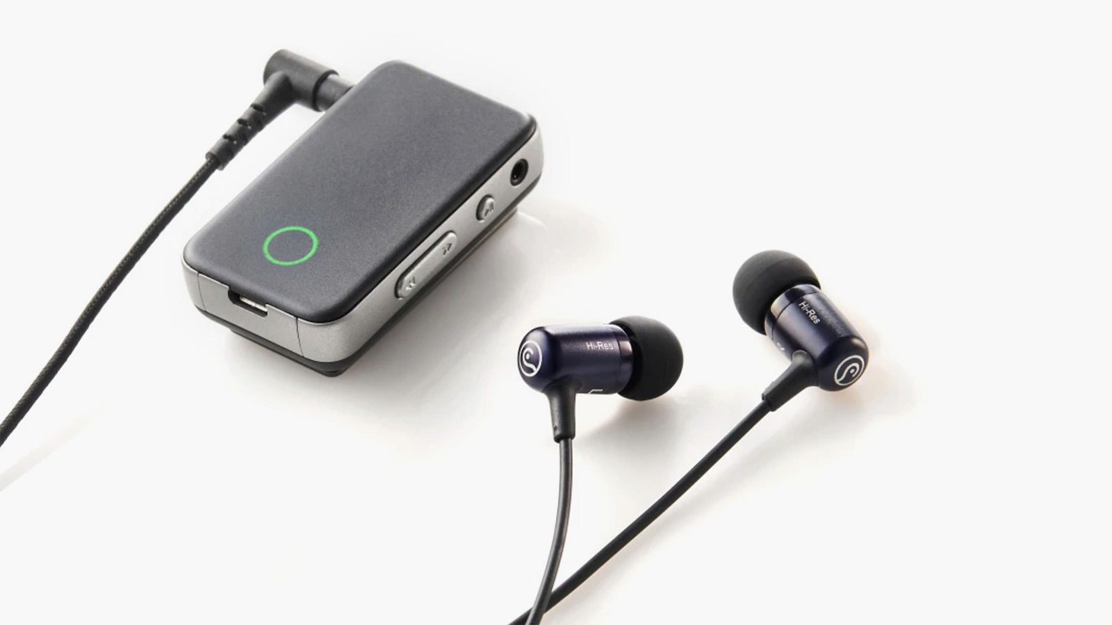 Radsone HE100 High-Resolution Earphones