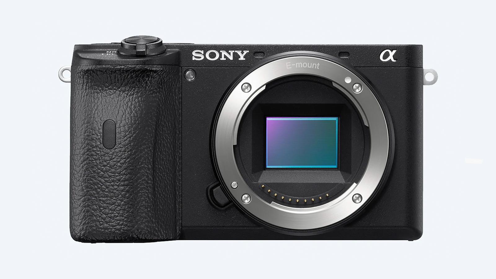 Sony Alpha 6600 Mirrorless Camera