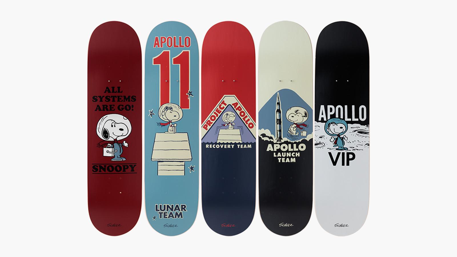 The Skateroom Peanuts 'Apollo' Collection