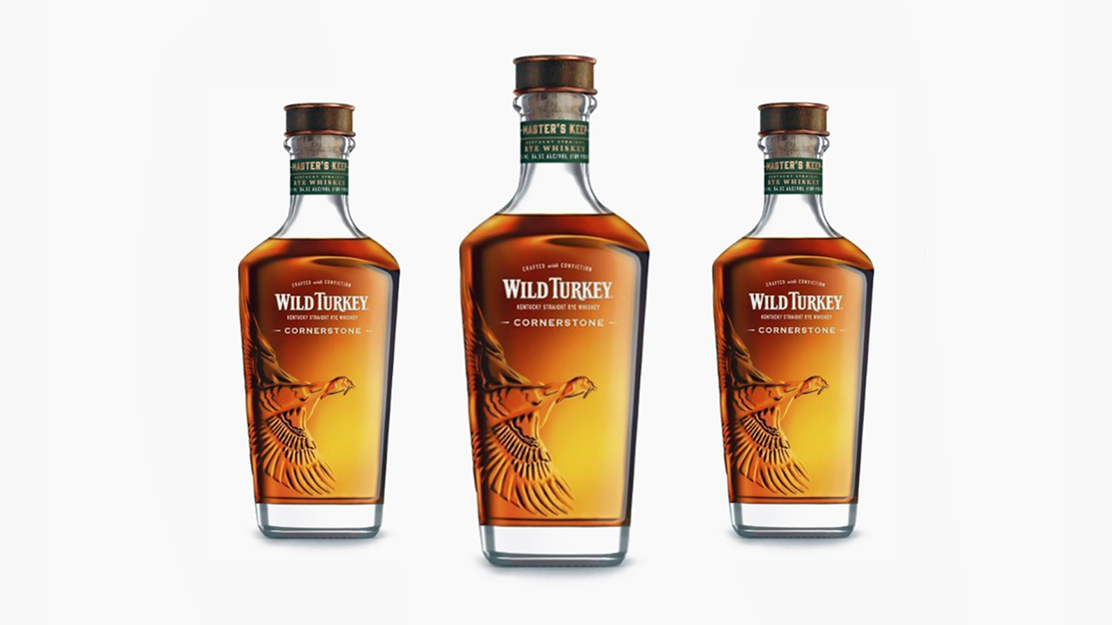 Wild Turkey Master's Keep Cornerstone Rye Whiskey