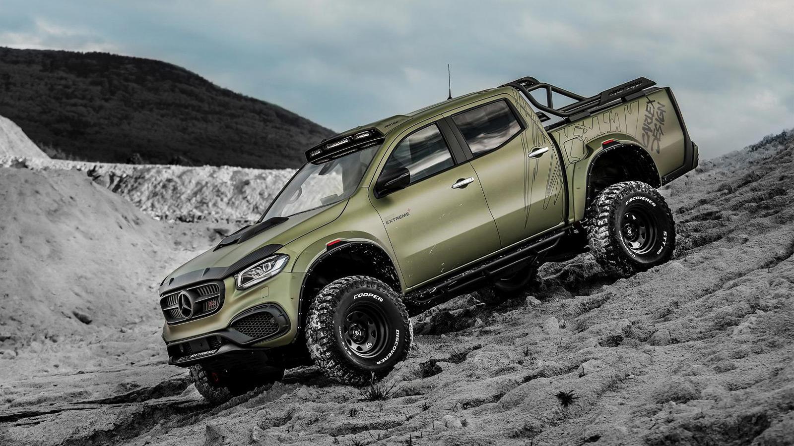 Carlex Design Mercedes-BenzExy Extreme+