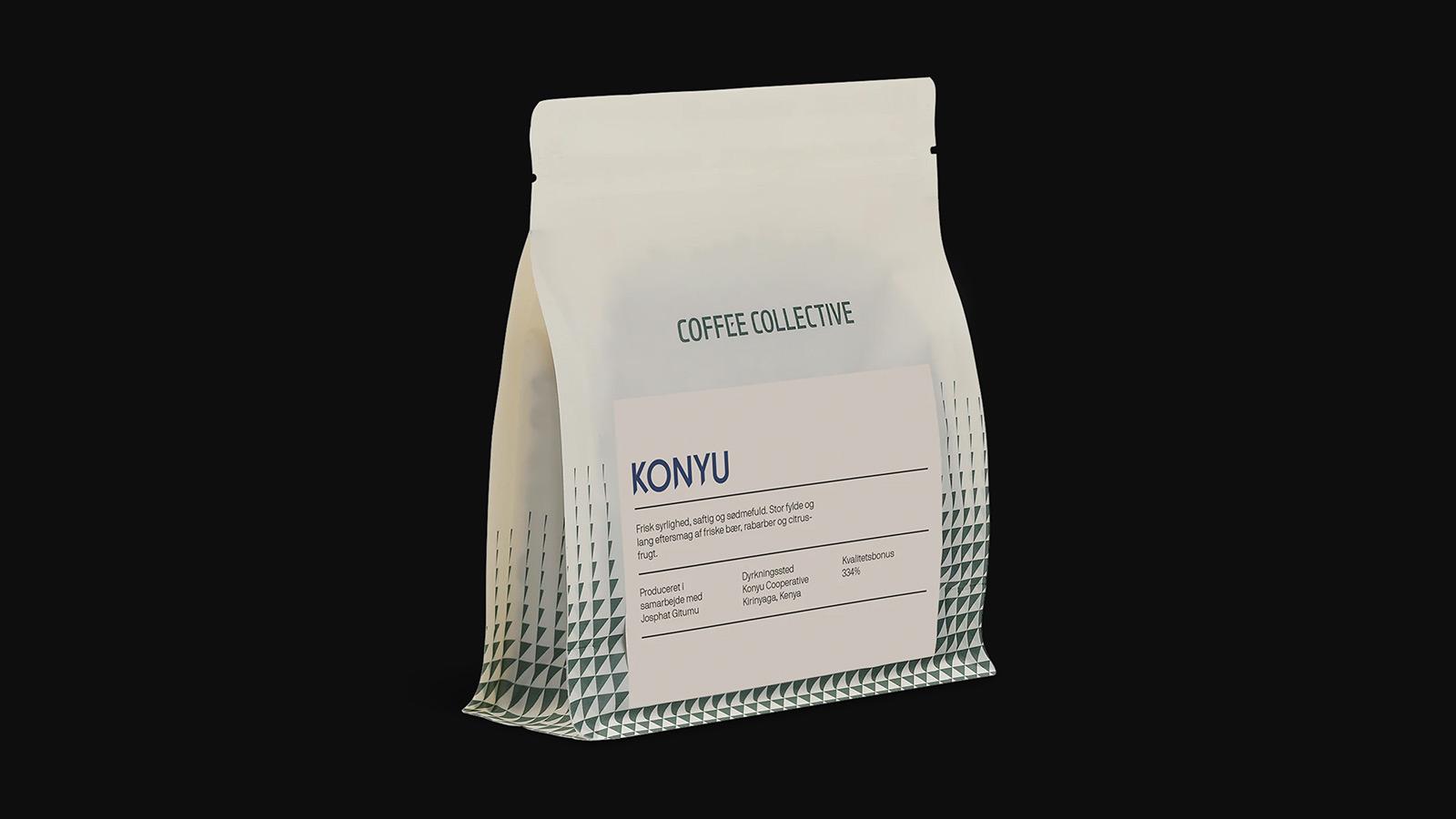 Coffee Collective Konyu Coffee