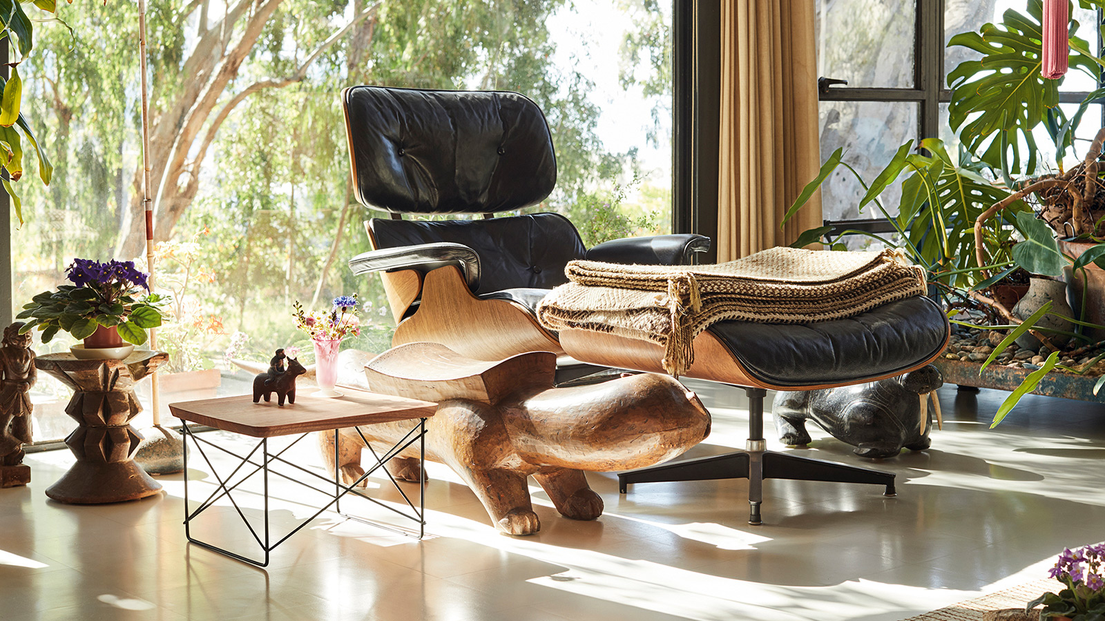 Eames Eucalyptus LTR Table