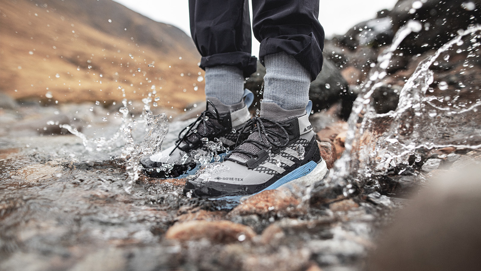 detailed images outlet online new lower prices adidas Terrex Free Hiker GTX - IMBOLDN