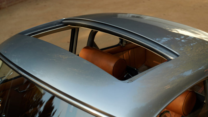 1959 Porsche 356A Emory Outlaw Sunroof Coupe