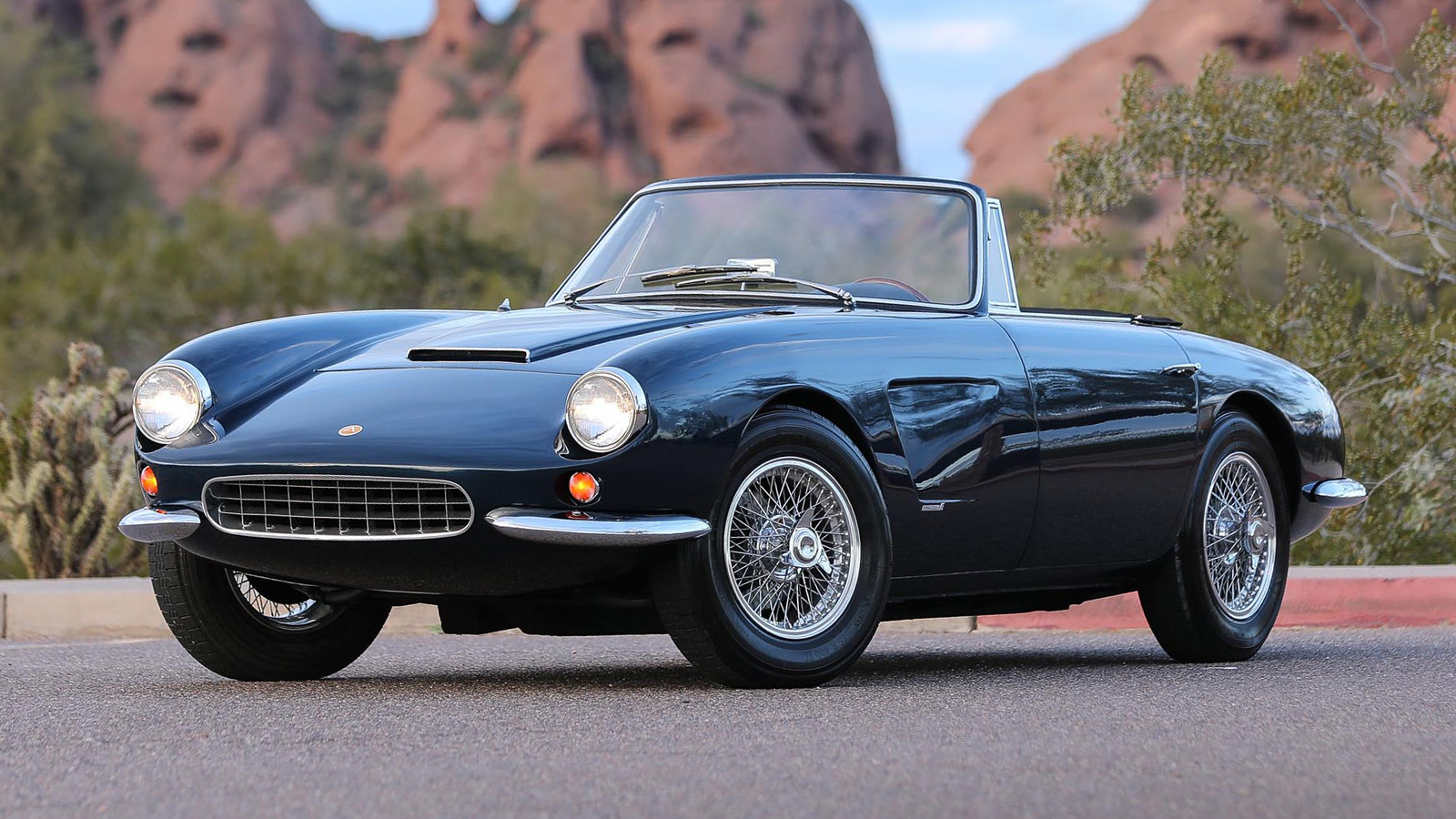 1963 Apollo 3500 GT Spider