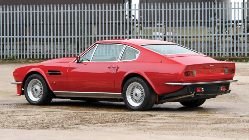 1988 Aston Martin V8 Vantage X Pack Imboldn