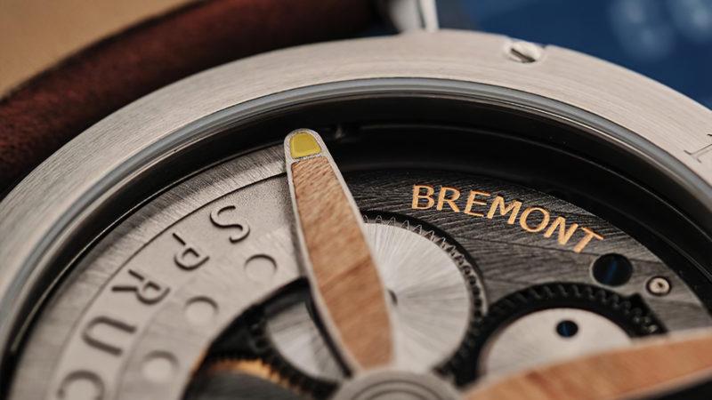 Bremont H4 Hercules