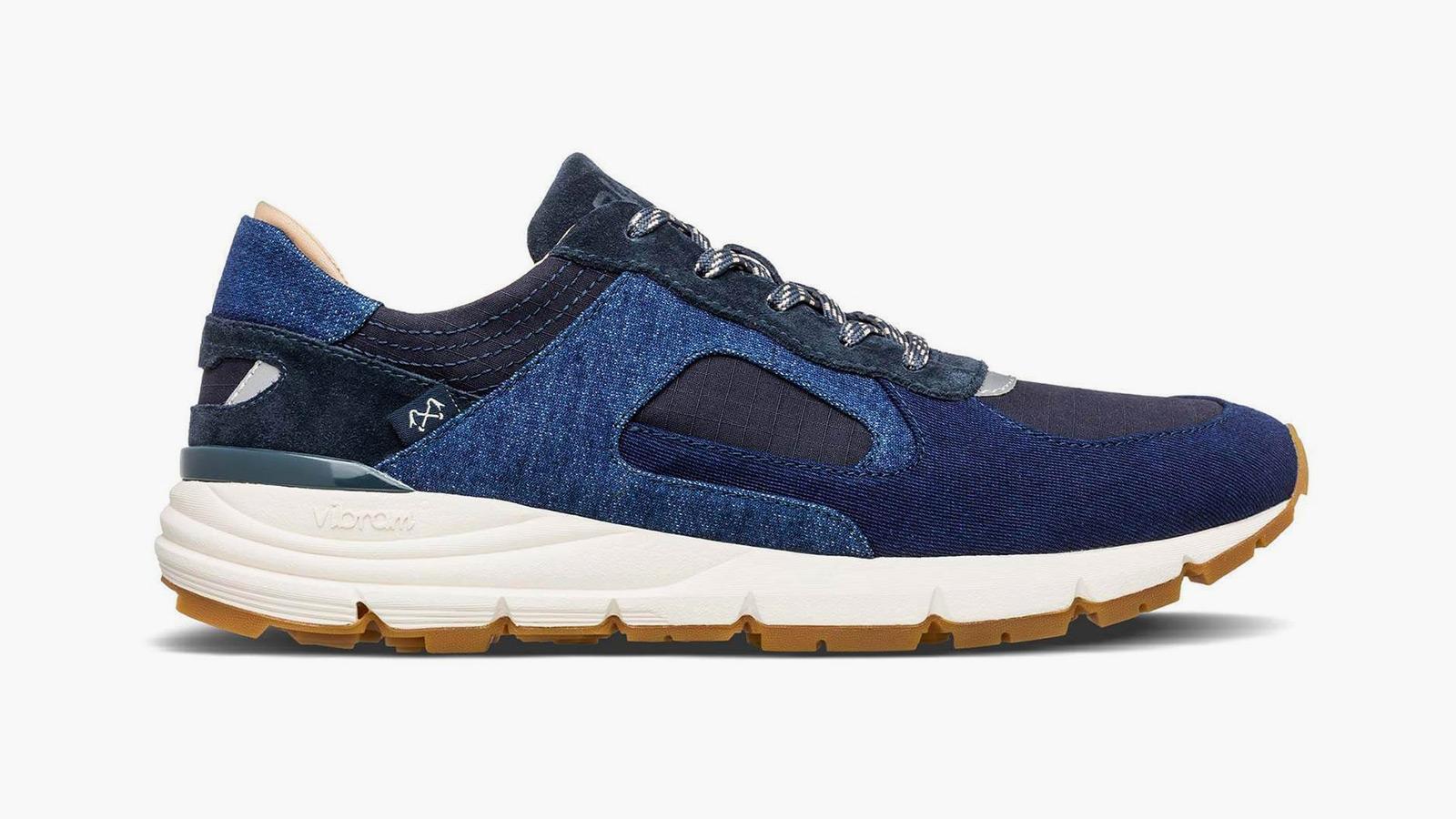 Clae x Bleu de Paname Edwin Sneaker