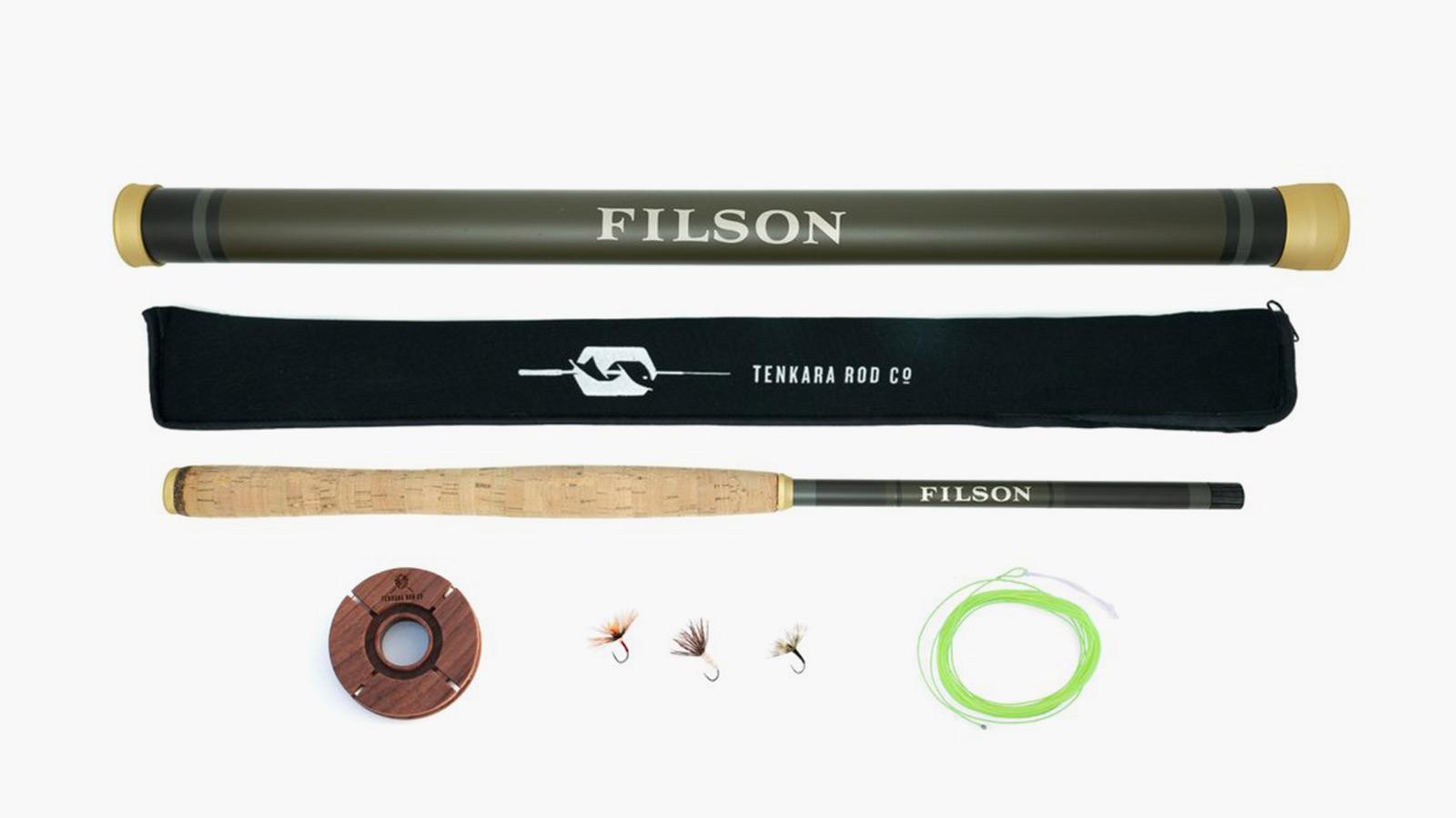 [2] Filson x Tenkara Rod Co. Fishing Rod Package