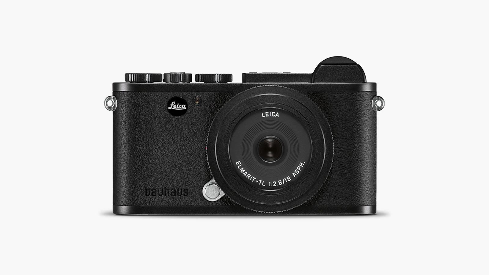 Leica CL '100 jahre bauhaus' Edition