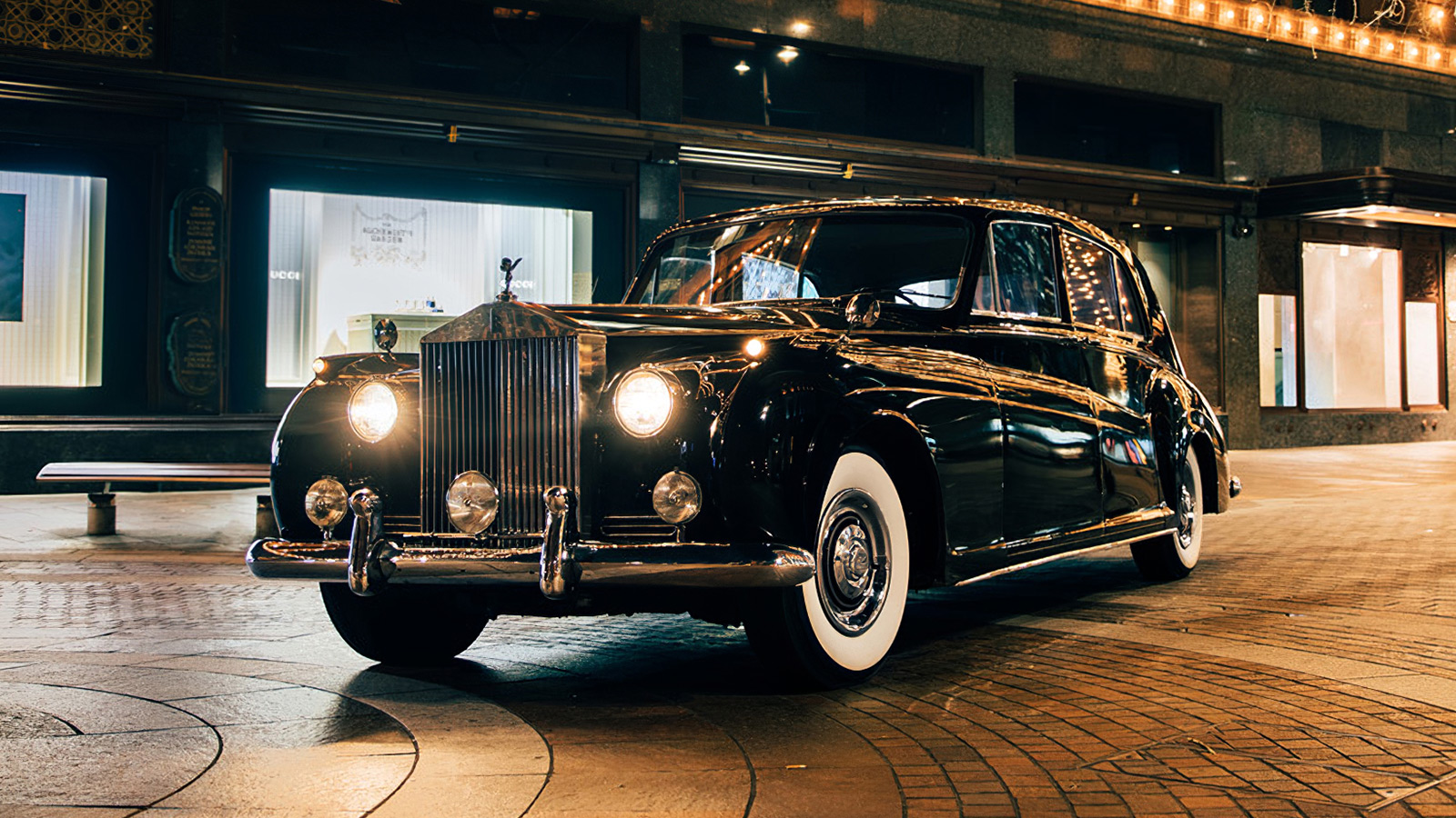 Lunaz Electric Classic Cars