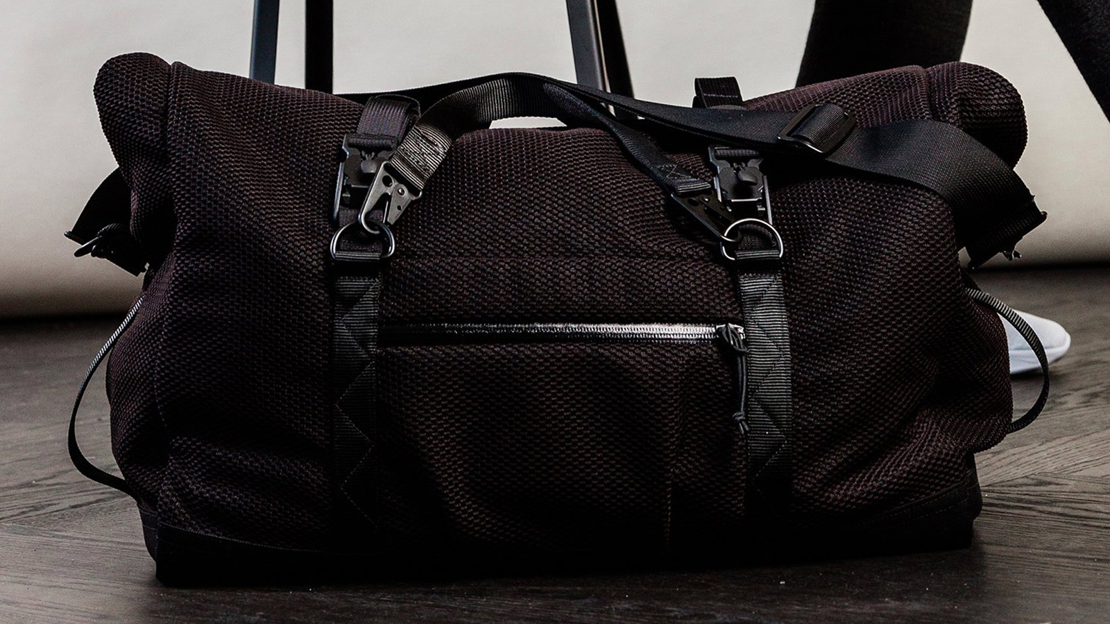 NWKC x 1733 A02 Roll Top Duffel