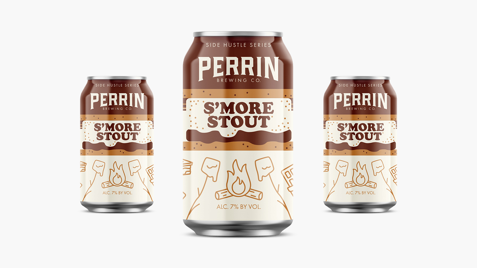 Perrin Brewing S'more Stout