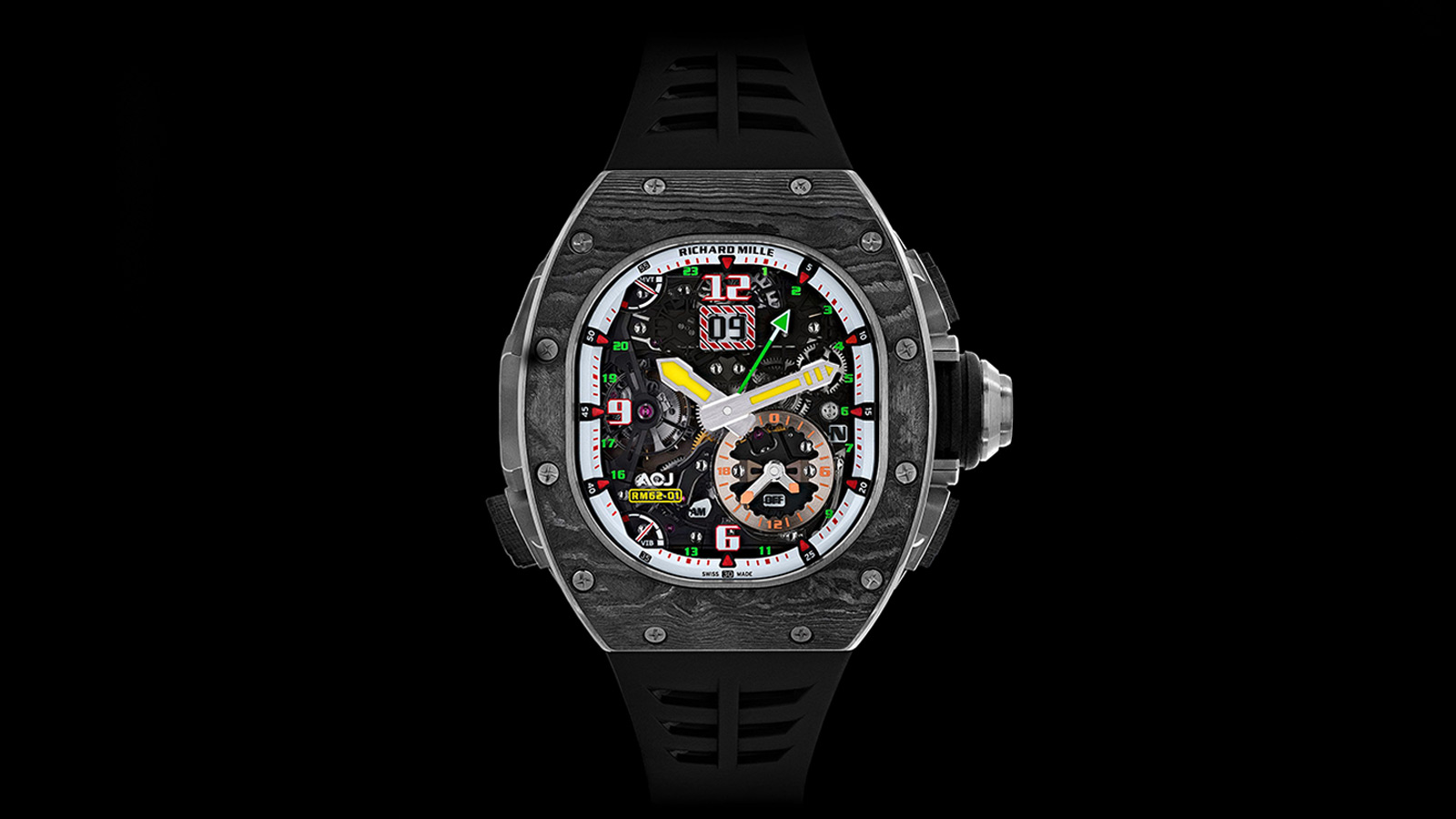 Richard Mille 62 01 ACJ