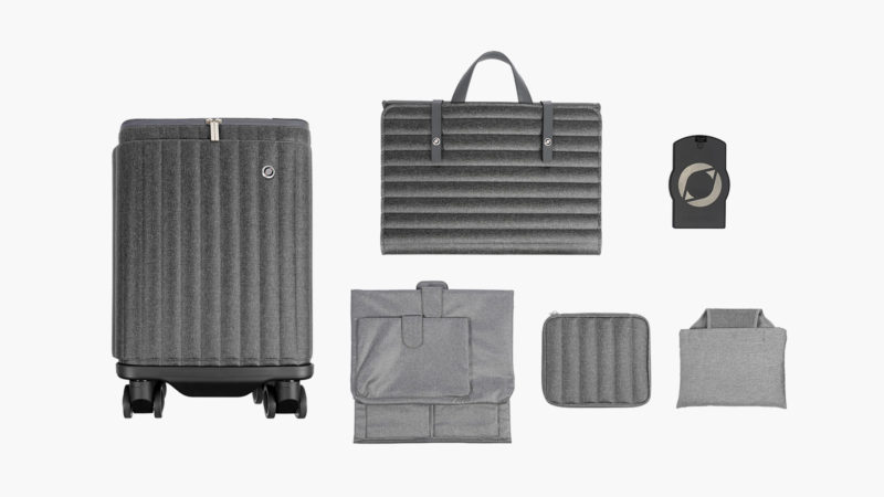 Rollogo Escape S Smart Luggage