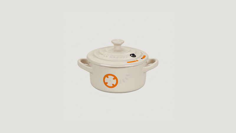 Star Wars x Le Creuset Collection