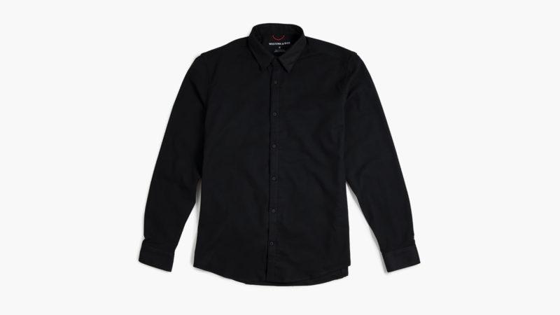 Western Rise Techwool Flannel Shirt