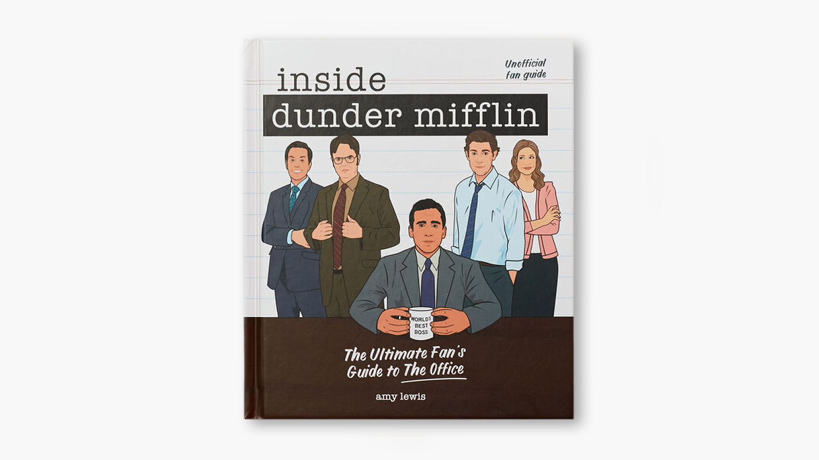 'Inside Dunder Mifflin' by Amy Lewis