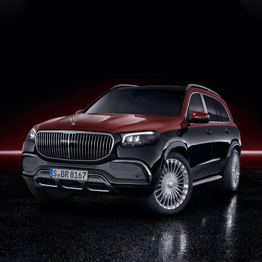 2021 Mercedes-Maybach GLS 600