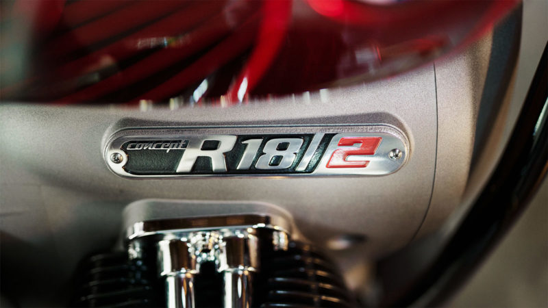 BMW Motorrad R18/2
