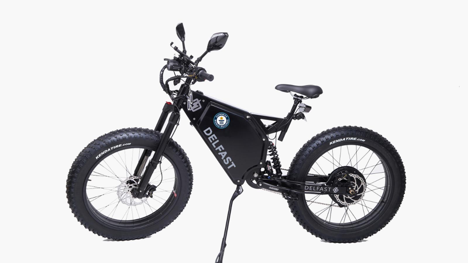Delfast Offroad Electric Bike