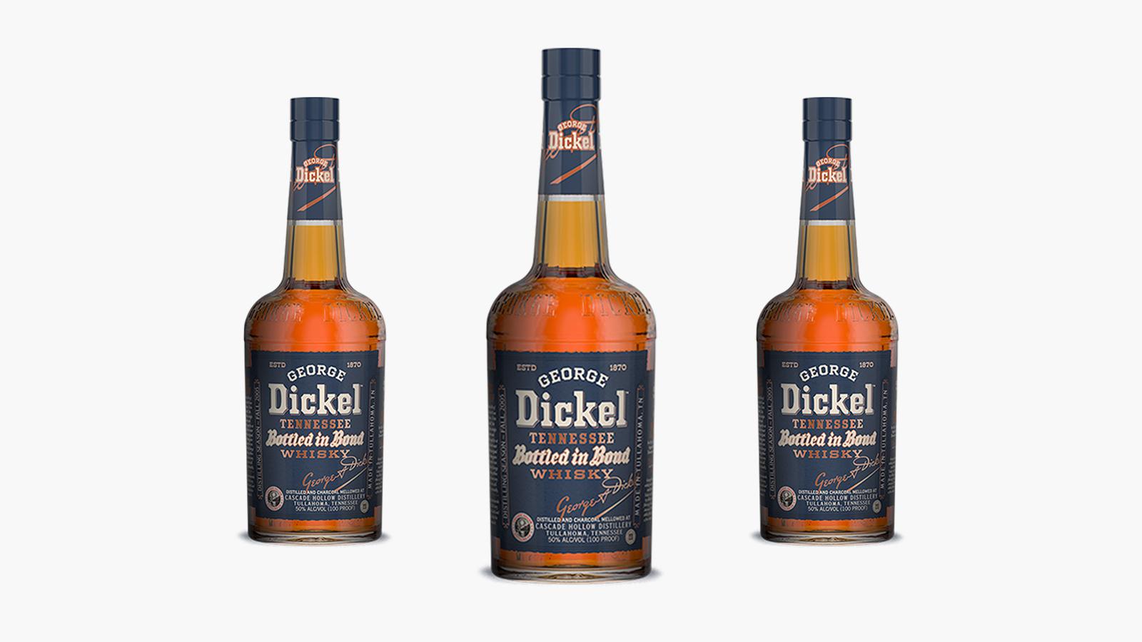 George Dickel Bottled in Bond Whisky