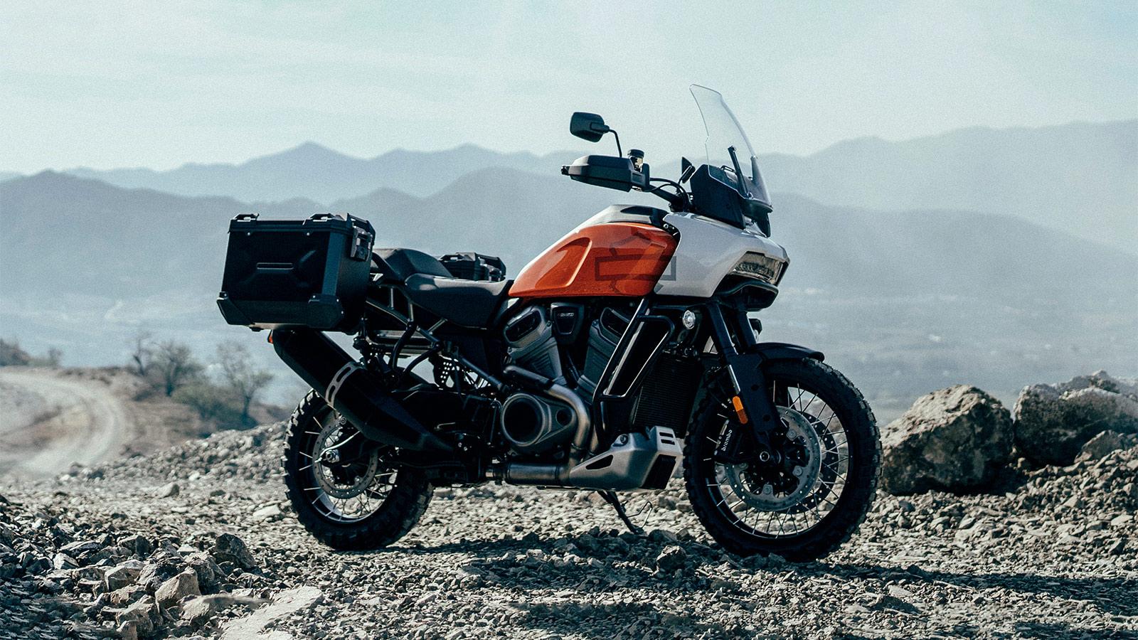 Harley-Davidson x Pan America Adventure Touring Motorcycle