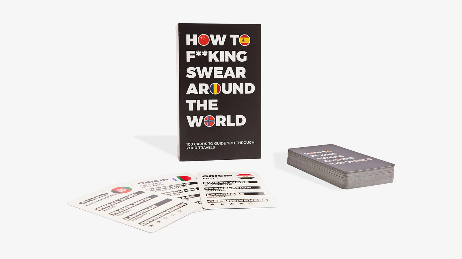 How To Fucking Swear Around The World