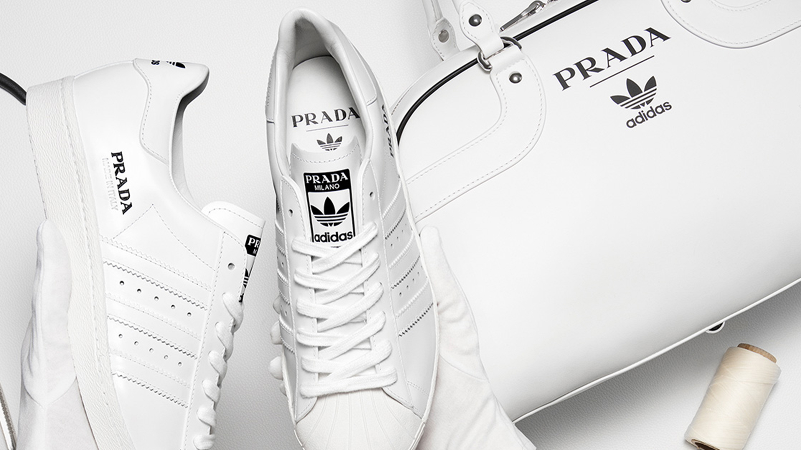 reposo crisantemo doce  Prada for adidas Limited Edition - IMBOLDN