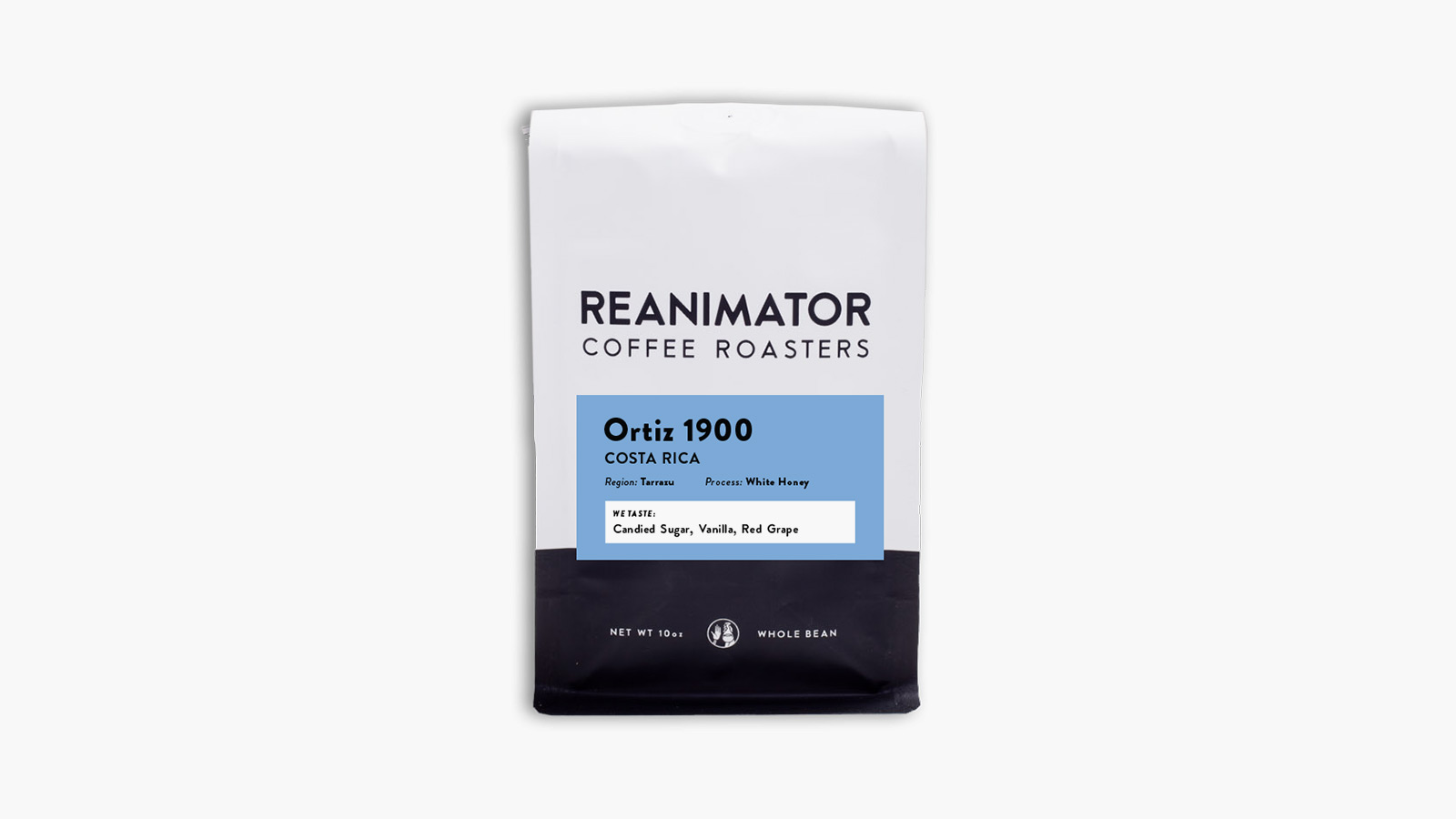 Reanimator Coffee Roasters Costa Rica Ortiz 1900 Coffee