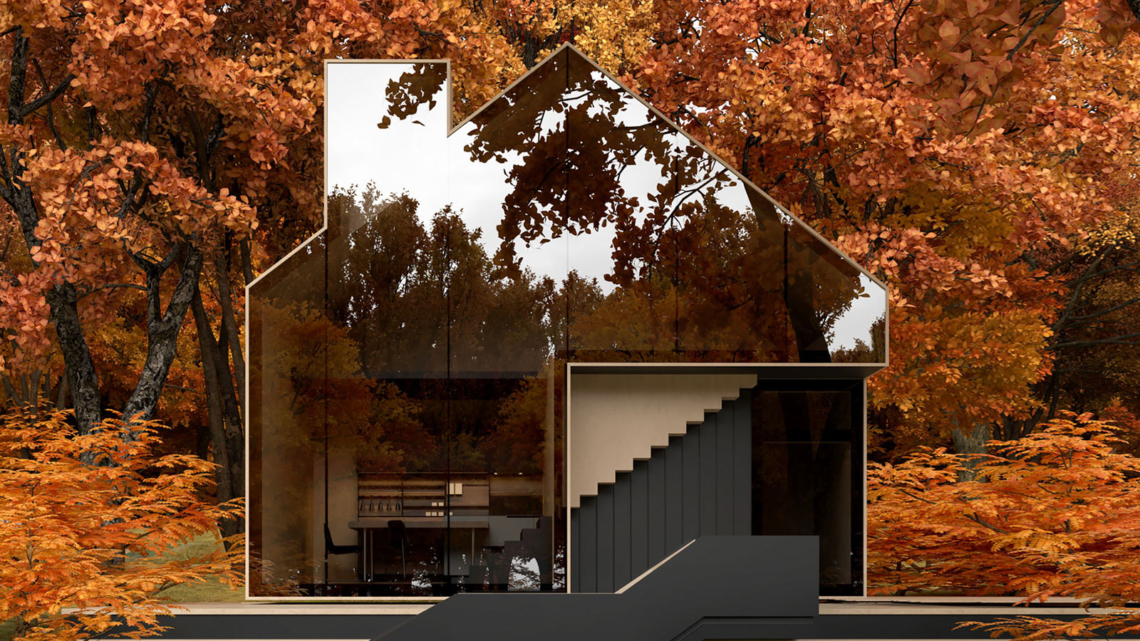 Sol House by Alex Nerovnya Architecture