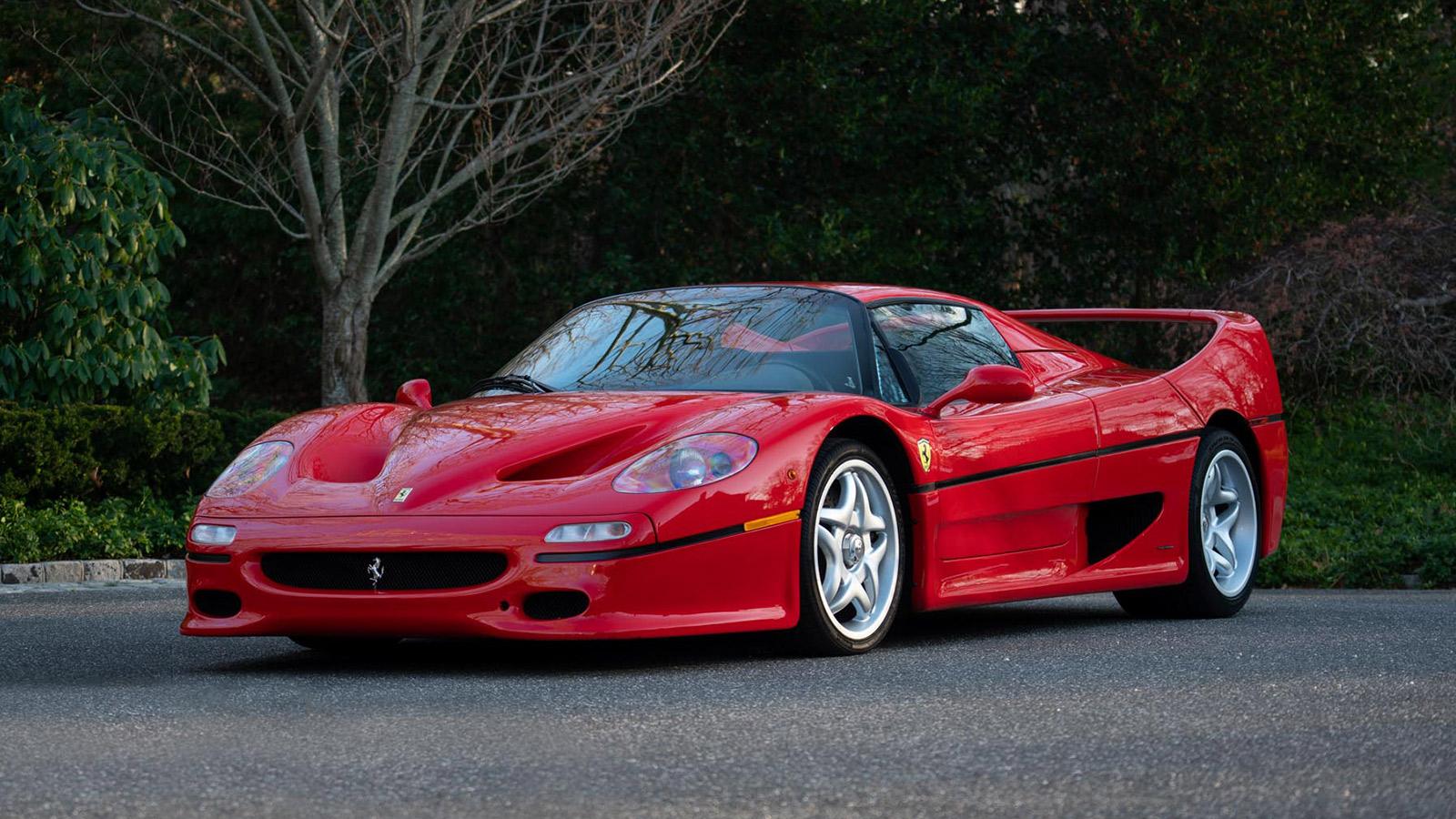 1995 Ferrari F50 Berlinetta Prototipo