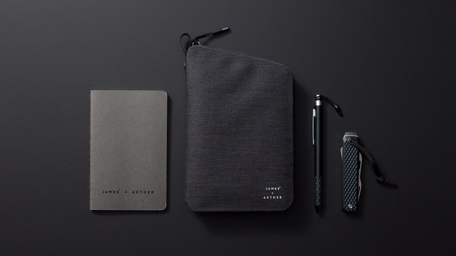 AETHER x James Brand EDC Kit