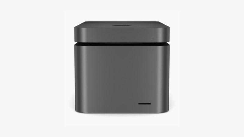 ANIMAIONIC Mac Mini Docking Station