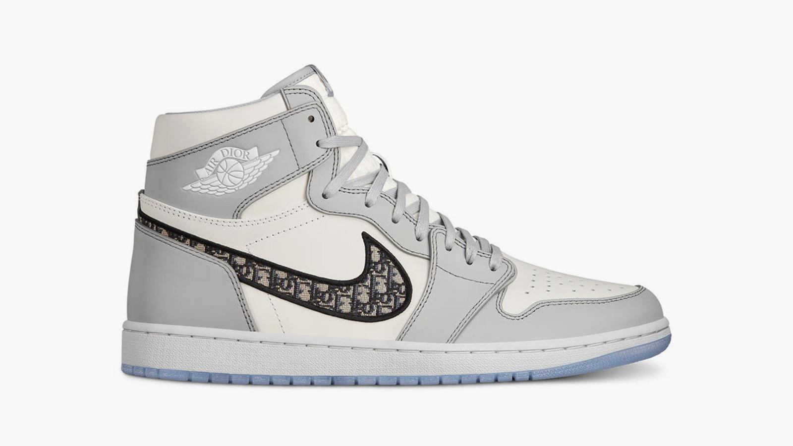 Air Jordan I High OG Dior Sneaker Limited Edition