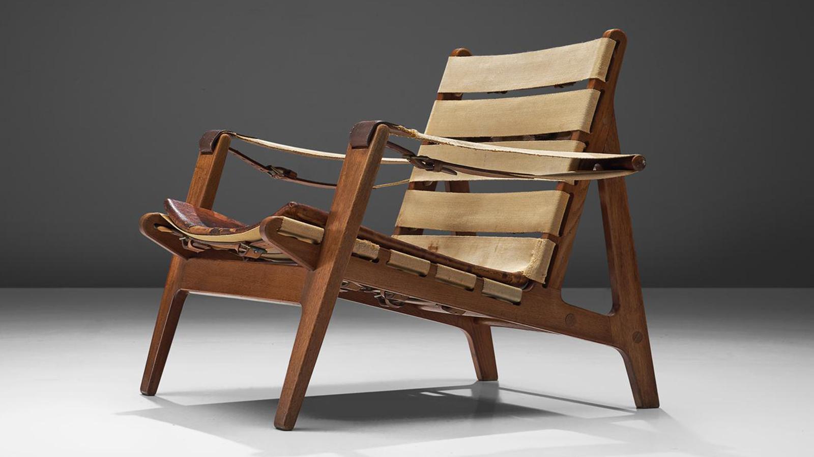Børge Mogensen Prototype Chair