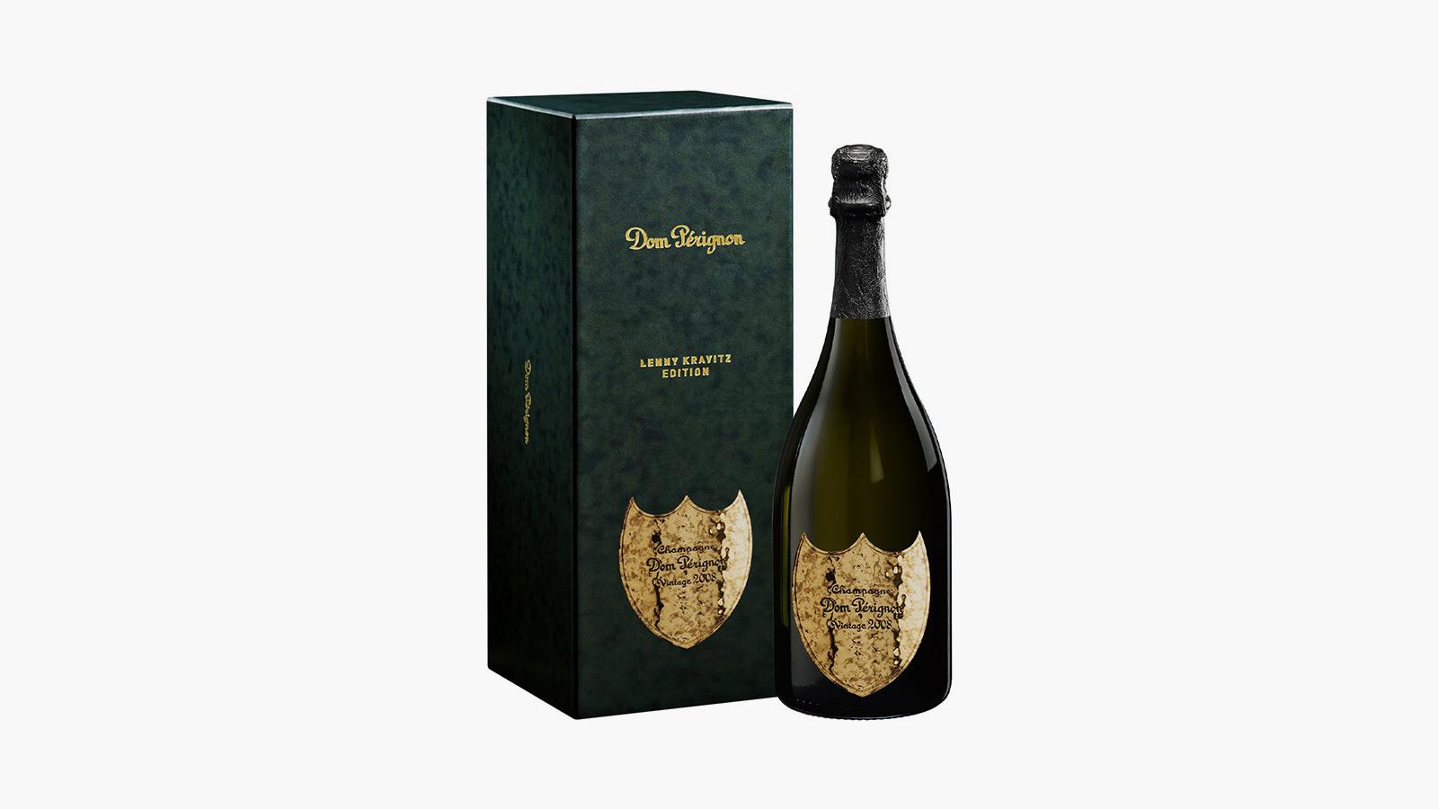 Dom Pérignon Vintage 2008 Lenny Kravitz Edition