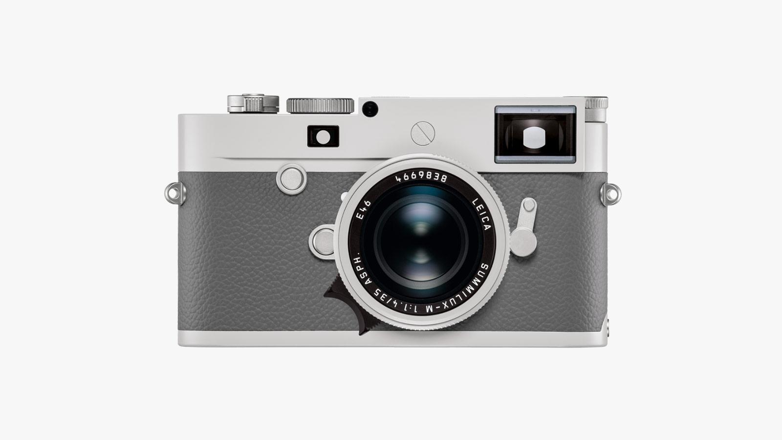 "Leica x HODINKEE M10-P ""Ghost Edition"""