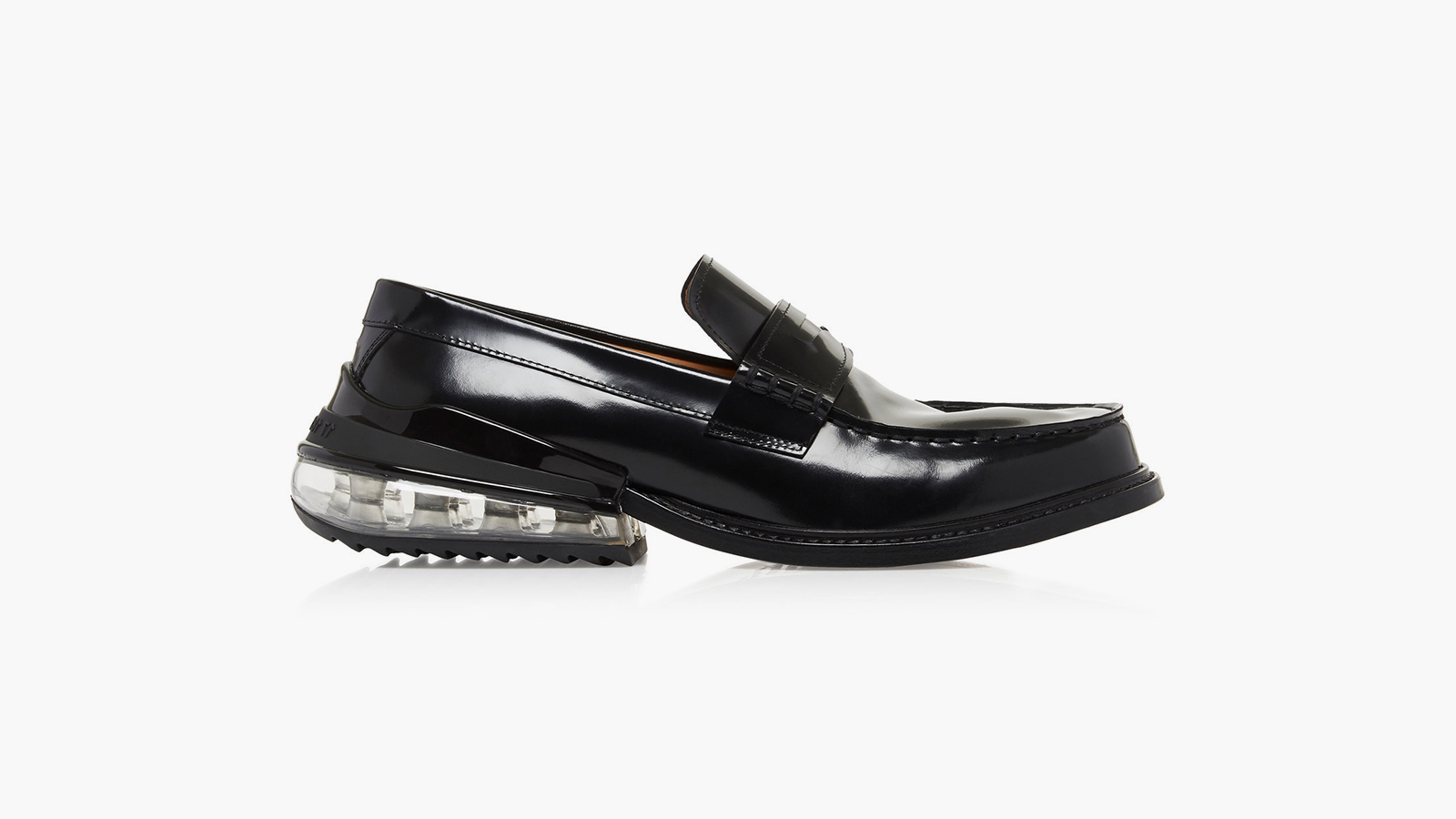 Moda Operandi Maison Margiela Bounce Bubble-Heel Loafers