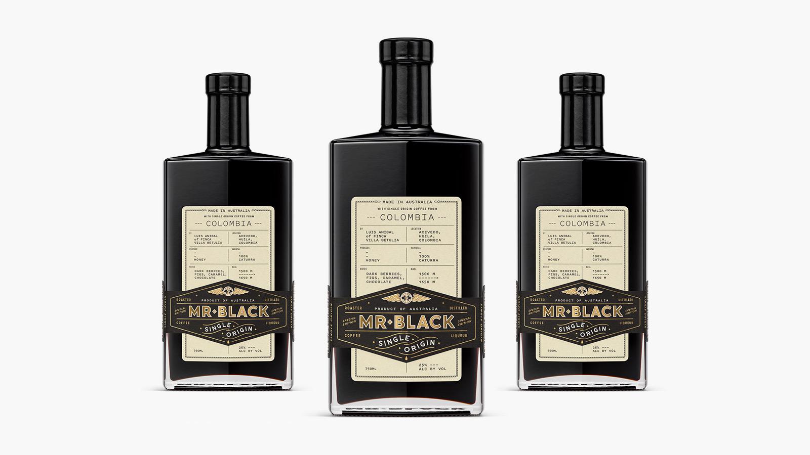 Mr. Black Single Origin Cold Brew Coffee Liqueur