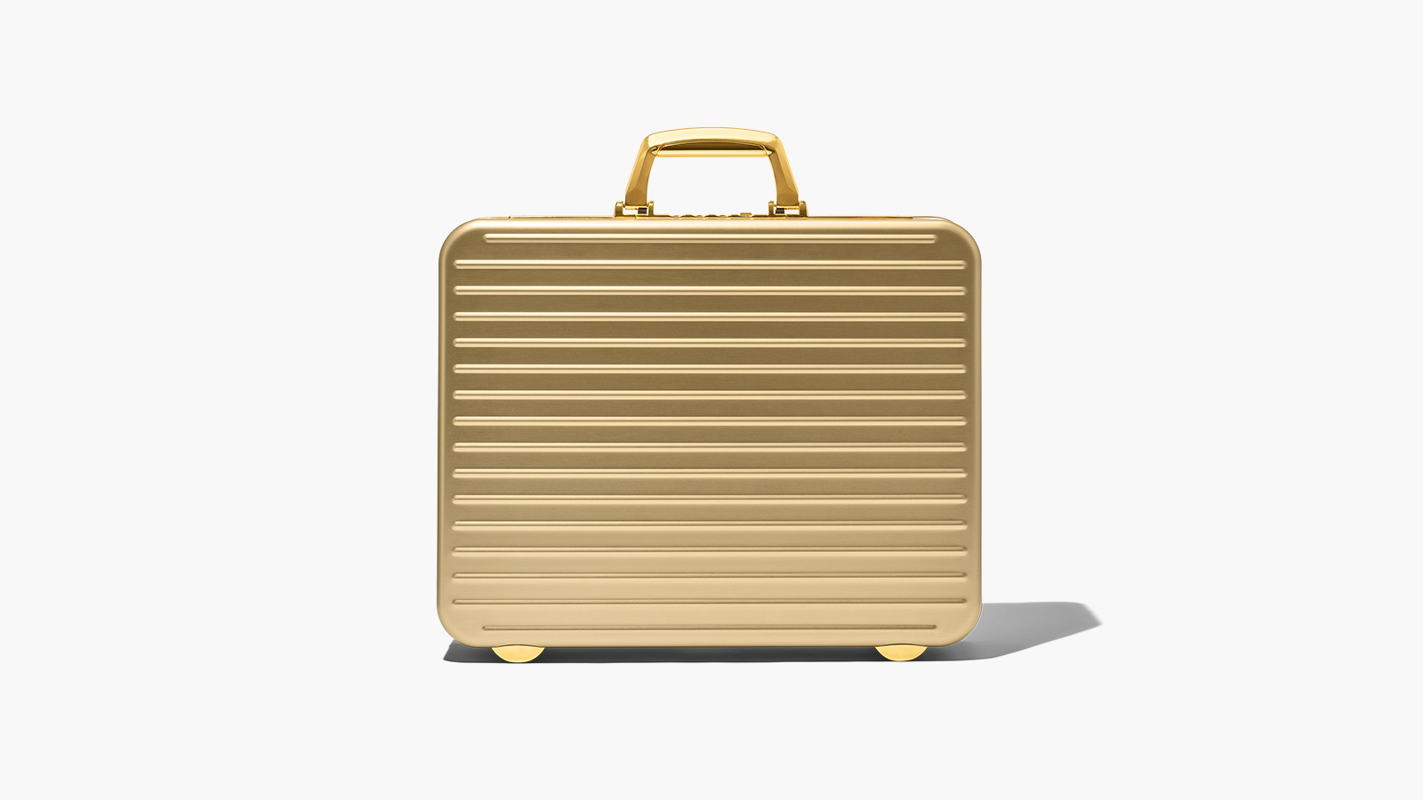 RIMOWA Attaché Gold