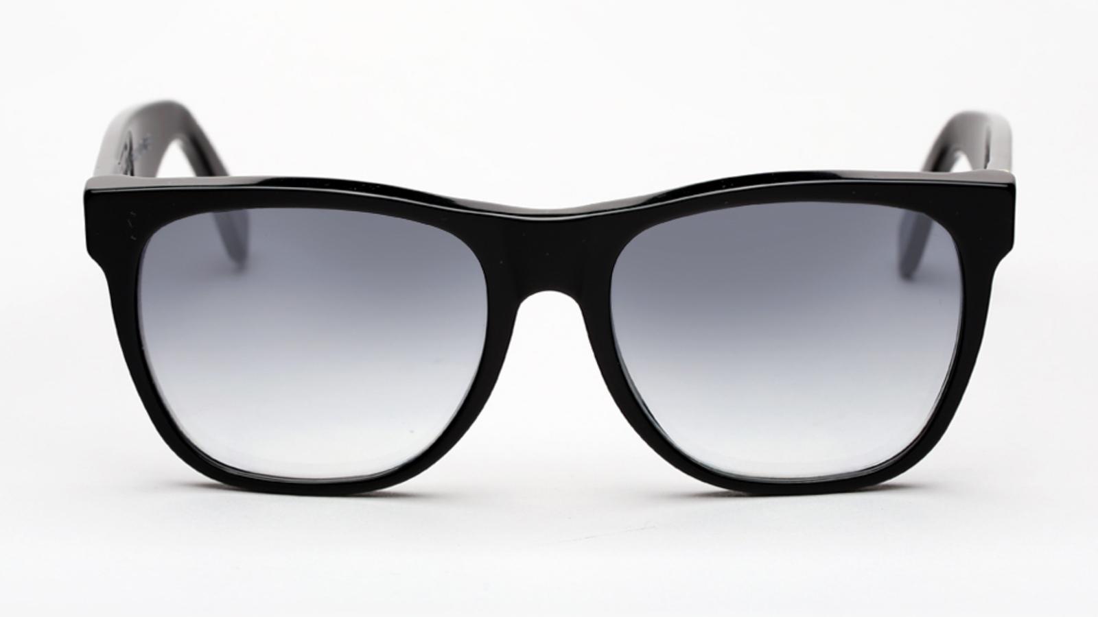 Retrosuperfuture Super Classic Black Custom Sunglasses